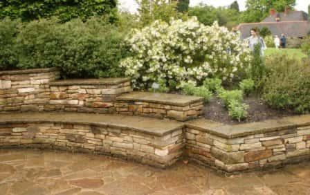 Декоративность природного камня