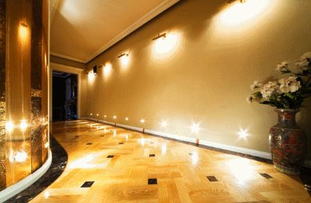 Роль светильников в интерьере
