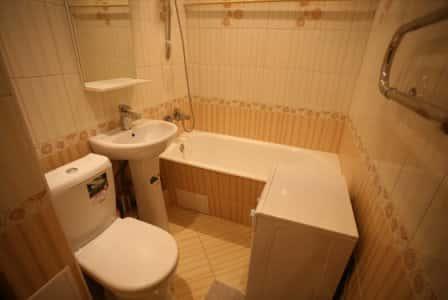 Ремонт ванных под ключ - последовательность работ