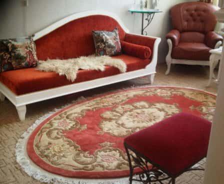 Персидский стиль китайских ковров