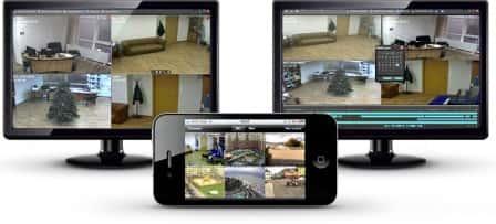 IP-видеонаблюдение и его особенности