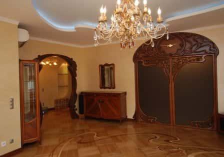 Элитная отделка квартир в Москве по индивидуальным проектам: особенности, и ...