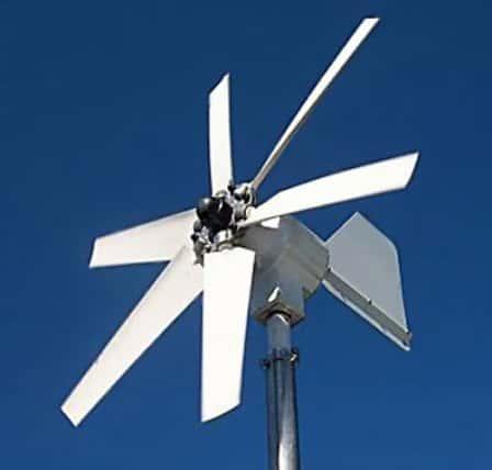 Альтернативный источник энергии - ветрогенератор