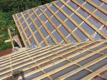 Гидроизоляция кровли – залог надежности вашей крыши