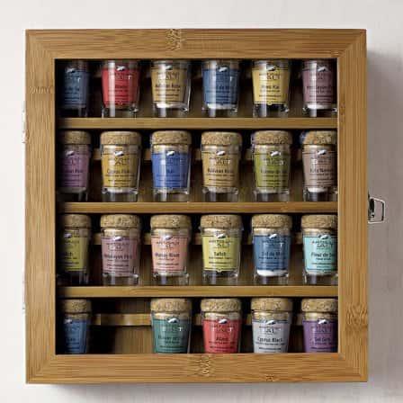 Хранение специй на кухне - фото идей