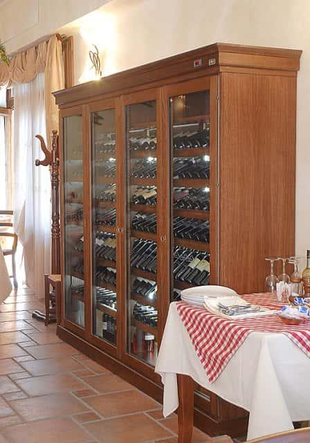 Винные шкафы и их преимущества