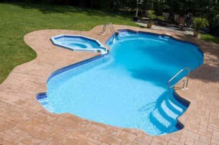 Комплексный уход за бассейном