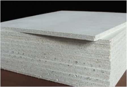 Стекломагнезитовый лист, его свойства и применение