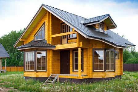 Строим деревянные дома!