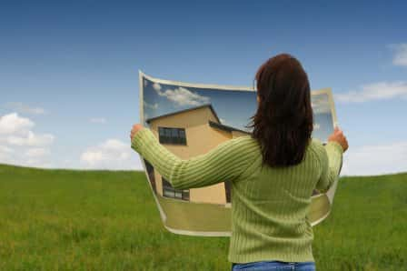 Строим дом в элитном районе Подмосковья