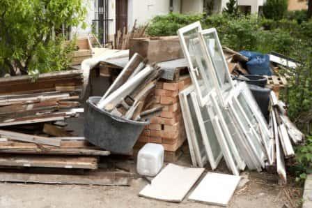 Куда вывезти строительный мусор в Воронеже?