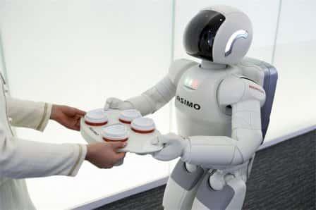 Домашние роботы-помощники