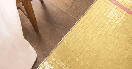 Рекомендуемые средства для укладки напольной плитки