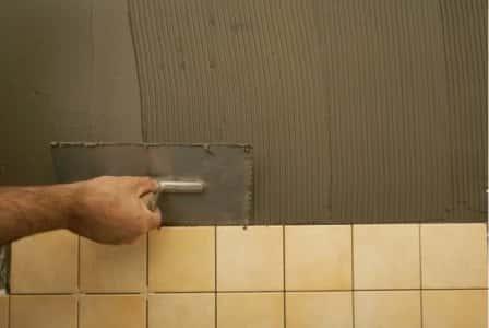 Какой выбрать клей для керамической плитки?