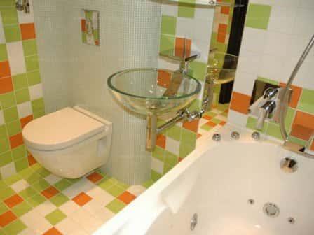 Делаем ремонт в маленькой ванной комнате: 3 эффективных совета