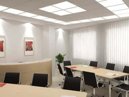 Подвесные потолки для офисных помещений