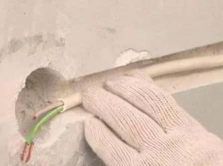 Как проложить электропроводку в доме?