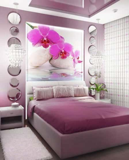 Ремонт спальни 12 кв. м и ее дизайн