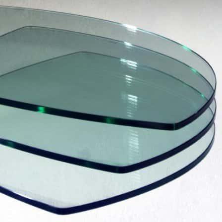 Обработка кромки стекла в домашних условиях