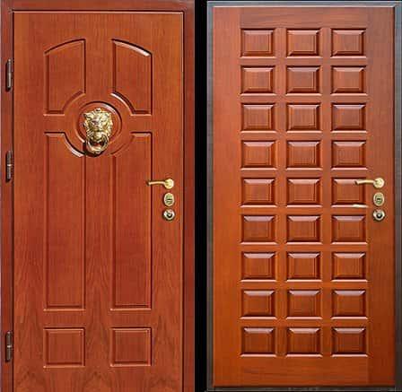 Металлические двери на страже вашего спокойствия