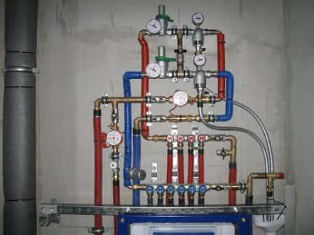 Как правильно сделать водопровод в доме?