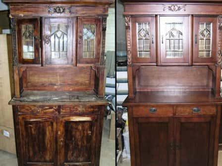 Ремонт и реставрация мебели: секреты долгой жизни древесины