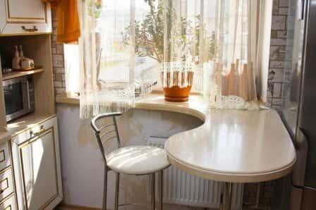 Стол на кухню - фото