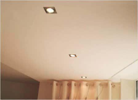 Подвесной потолок из гипсокартона + подробное видео