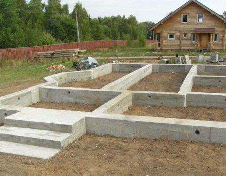 Какой фундамент лучше для дома?