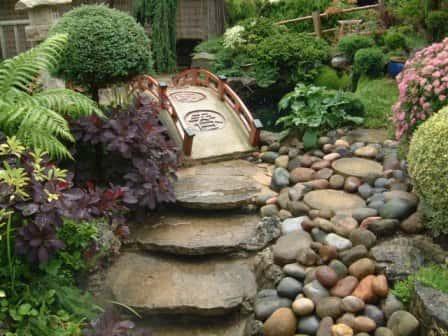 Сказочное оформление сада