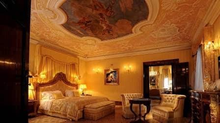 Стиль дизайна интерьера - венецианский стиль в интерьере