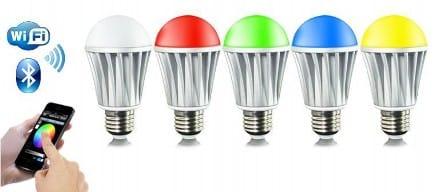 Умная лампочка SMART LAMP