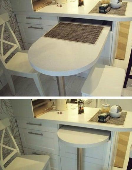 Дизайн кухни 6 кв. метров - фото