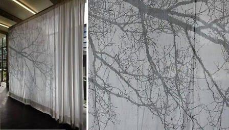 Оригинальная идея для дома - природа в городской квартире