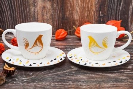 Покупка фарфоровой посуды – дело тонкое