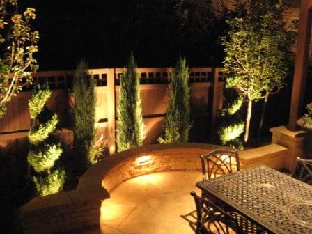 Наружное освещение - красота и эффективность ландшафтного освещения