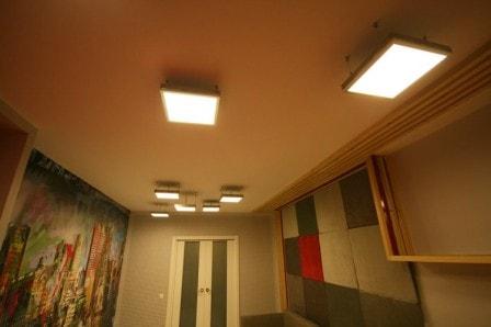 Что такое светодиодная панель