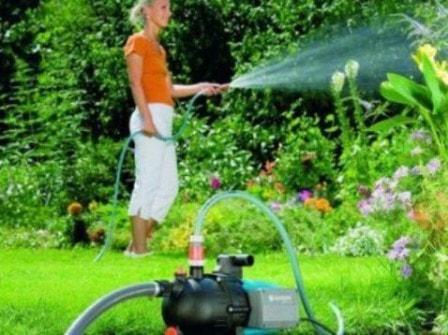 Поверхностный насос для воды: критерии выбора