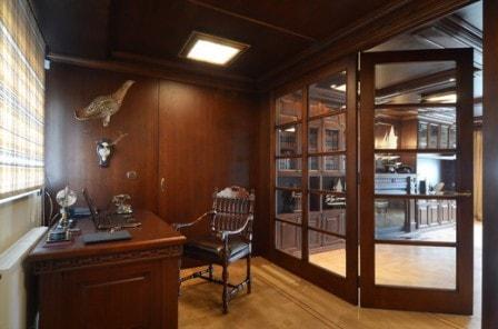 Личный кабинет дома