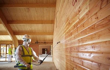 Причины, вызывающие разрушение деревянных конструкций - срубов домов и бань