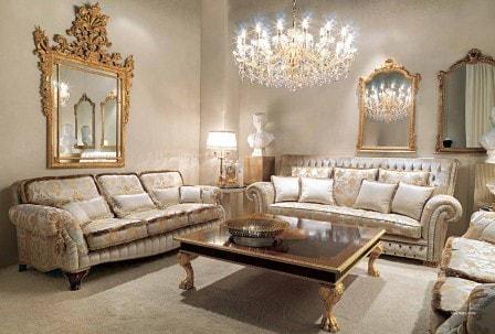Мебель итальянских мастеров