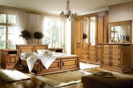 Дубовая мебель: надежность и долговечность