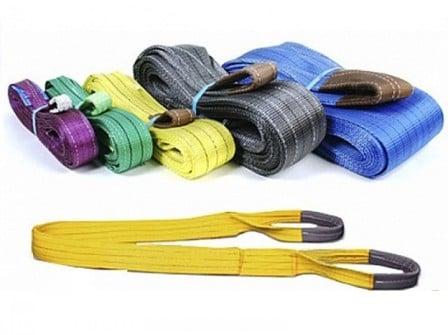 Текстильные ленточные стропы