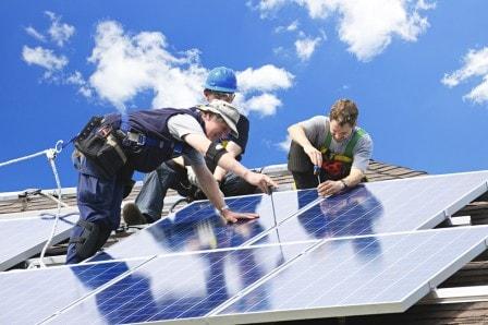 Энергия солнца: установка солнечных батарей в жилых домах