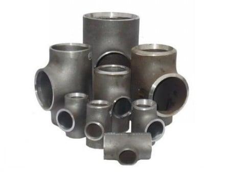 Тройник стальной: сферы применения