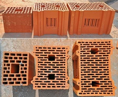 Крупноформатные керамические блоки и их преимущества