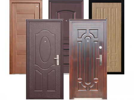 Как выбирать входную дверь?