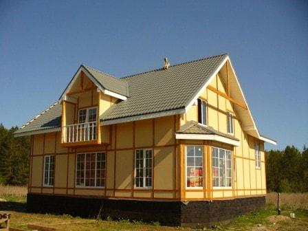Каркасный дом: развенчиваем мифы
