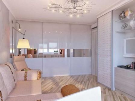 Интерьеры небольших квартир - фото