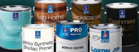 Приобретение фасадной краски